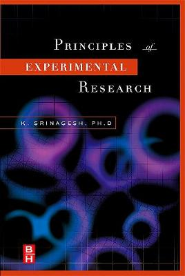 Principles of Experimental Research book