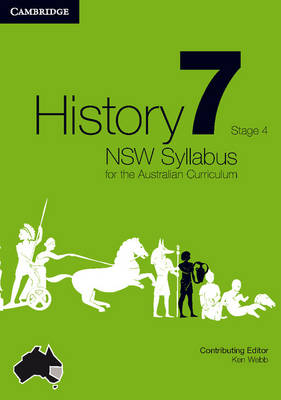 History NSW Syllabus for the Australian Curriculum Year 7 Stage 4 book