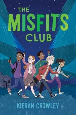 The Misfits Club by Kieran Crowley