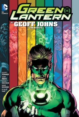 Green Lantern by Geoff Johns Omnibus Volume 2 HC by Geoff Johns