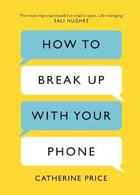 How to Break Up With Your Phone book