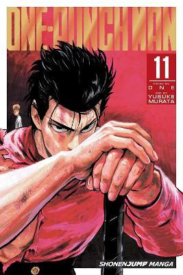 One-Punch Man, Vol. 11 by Yusuke Murata