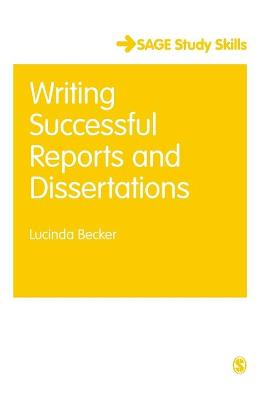 Writing Successful Reports and Dissertations book