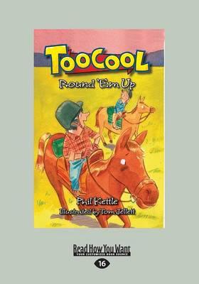 Toocool: Round 'Em Up by Tom Jellett