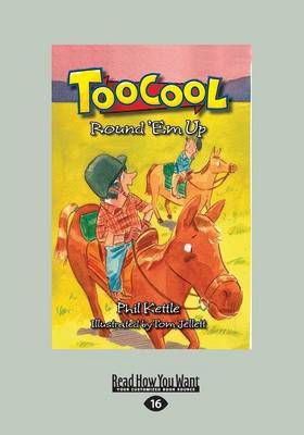 Toocool: Round 'Em Up by Tom Jellett