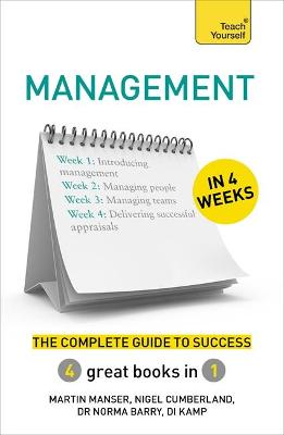 Management in 4 Weeks book