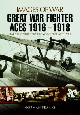 Great War Fighter Aces 1916 - 1918 book