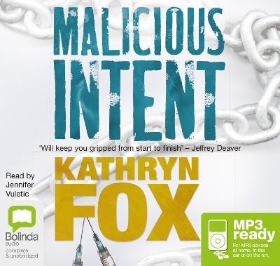 Malicious Intent book