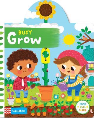 Busy Grow book