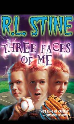 Three Faces of Me by R.L. Stine