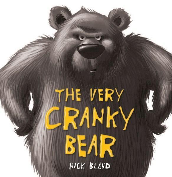 The Very Cranky Bear Board Book book