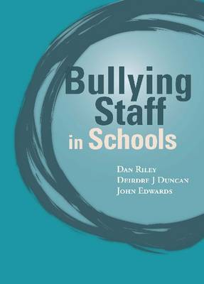 Bullying of Staff in Schools book
