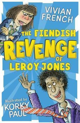 Fiendish Revenge of Leroy Jones book