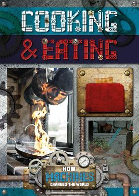 Cooking and Eating by Robin Twiddy