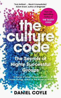 Culture Code by Daniel Coyle
