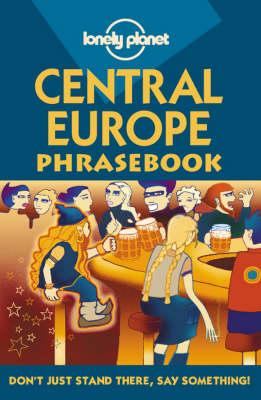 Central Europe by Sally Steward