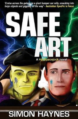 Hal Spacejock 6 book
