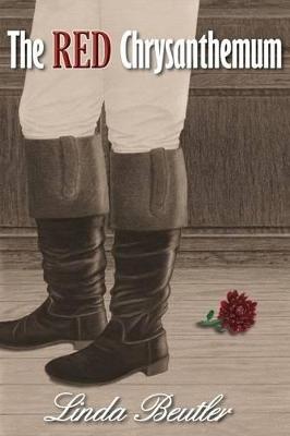 Red Chrysanthemum by Linda Beutler