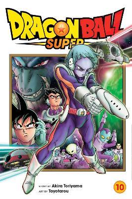 Dragon Ball Super, Vol. 10 by Akira Toriyama