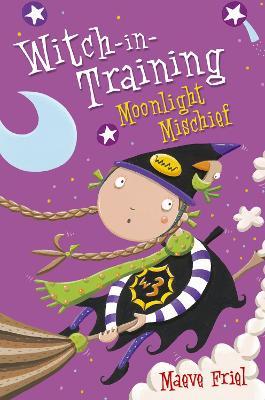Moonlight Mischief by Maeve Friel