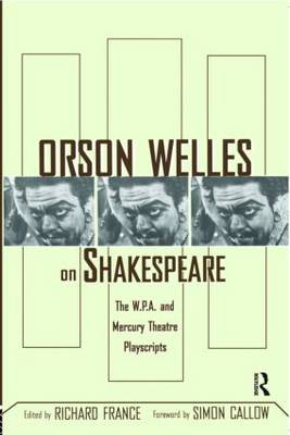 Orson Welles on Shakespeare book