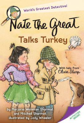Nate The Great Talks Turkey by Marjorie Weinman Sharmat