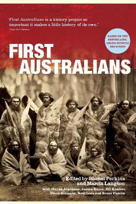 First Australians (Unillustrated) by Rachel Perkins