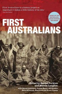 First Australians (Unillustrated) by Marcia Langton