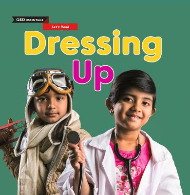 Let's Read: Dressing Up by Simon Mugford