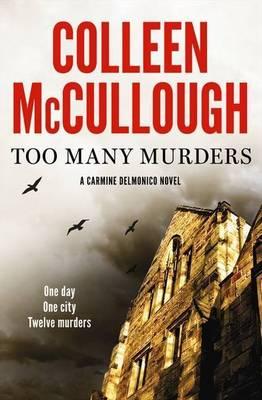 Too Many Murders book