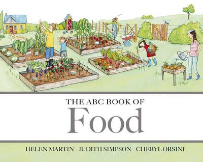 The ABC Book of Food by Helen Martin