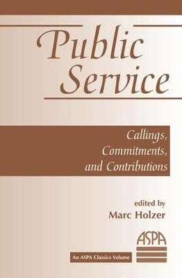 Public Service by Marc Holzer