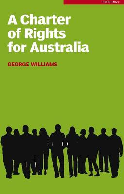 Charter of Rights for Australia book