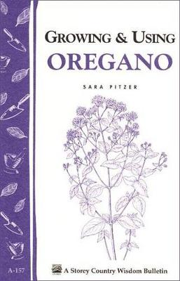 Growing and Using Oregano by Sara Pitzer
