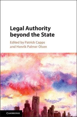 Legal Authority beyond the State book