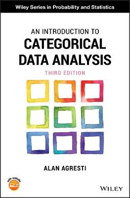 An Introduction to Categorical Data Analysis book