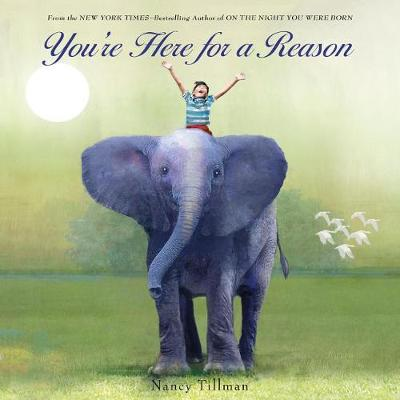 You're Here for a Reason book