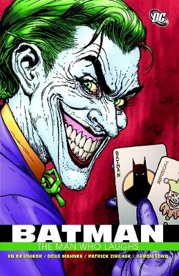 Batman The Man Who Laughs TP by Ed Brubaker