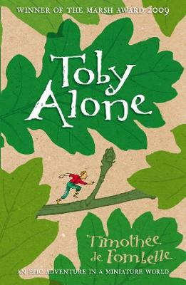 Toby Alone book