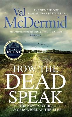 How the Dead Speak by Val McDermid