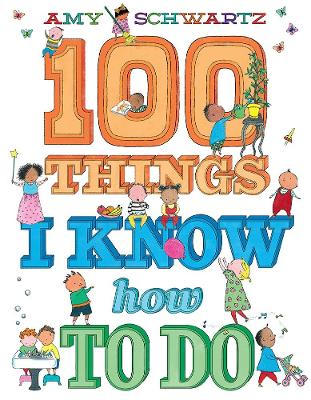 100 Things I Know How to Do book