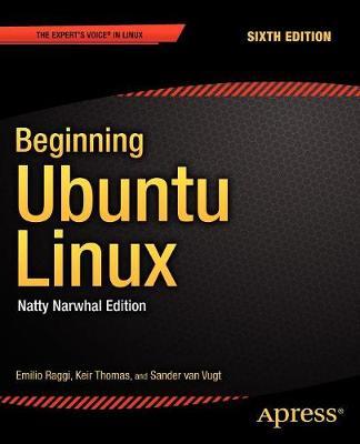 Beginning Ubuntu Linux book
