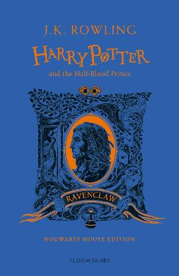 Harry Potter and the Half-Blood Prince - Ravenclaw Edition book