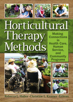 Horticultural Therapy Methods book