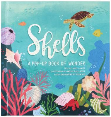 Shells: A Pop-up Book of Wonder by Janet Lawler