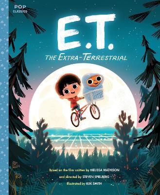 E.T. The Extra-Terrestrial by Kim Smith
