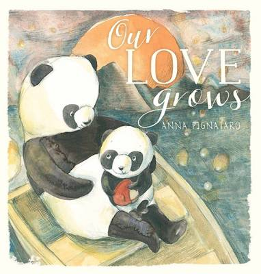 Our Love Grows book