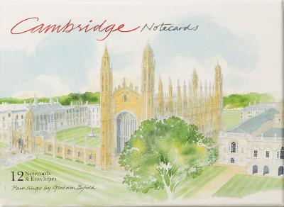 Cambridge Notecards by Graham Byfield