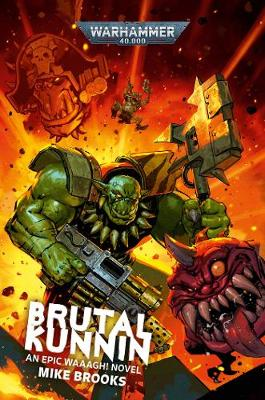 Brutal Kunnin by Mike Brooks
