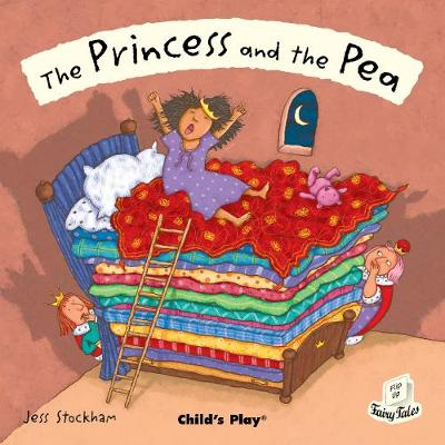 Princess and the Pea by Jess Stockham